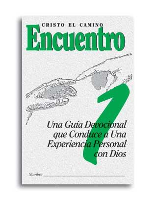 Encounter card 1 Spanish