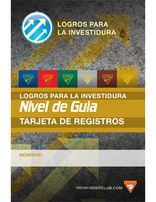 Guide Record Card - Spanish