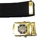 MG belt & buckle