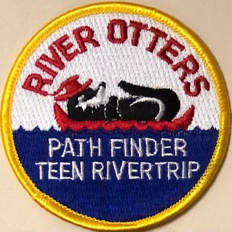 River Otters Patch