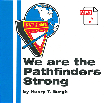 We are the Pathfinder Strong CD