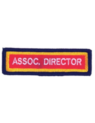 associate director patch