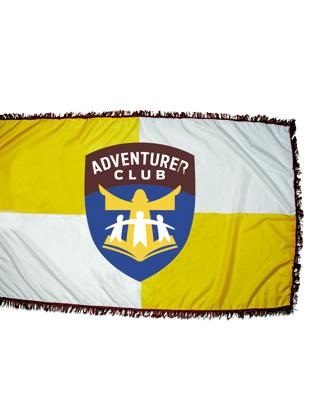 Adventurer Flag (church & parade)
