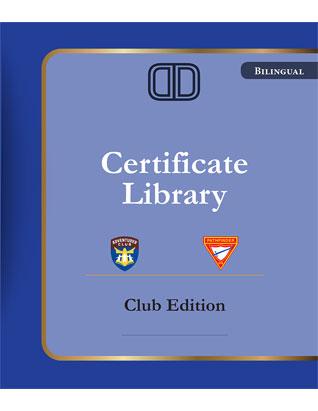 Certificate USB