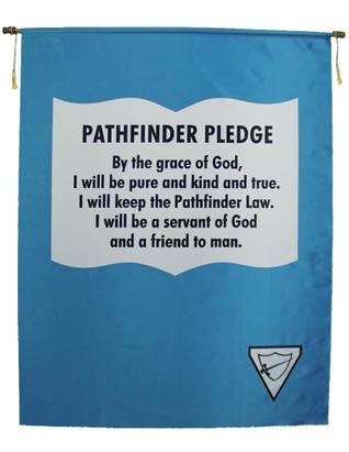Pathfinder Pledge Banner