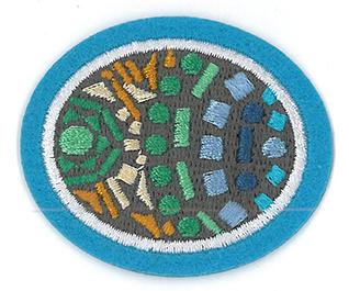 PF mosaic-tile